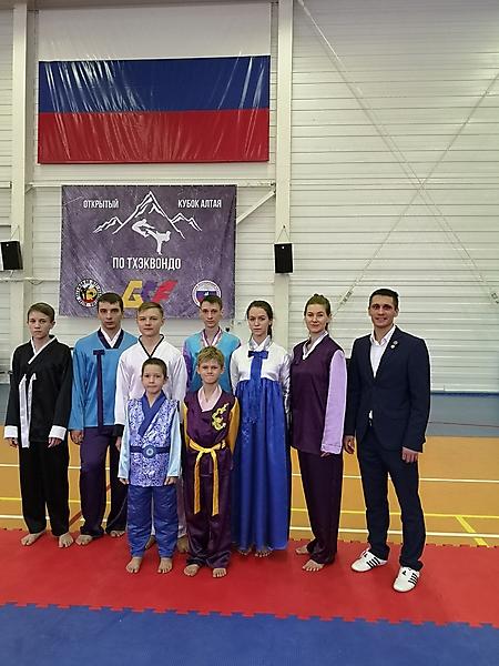 Кубок Алтая 2019